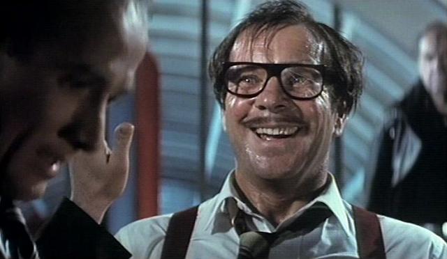 Götz George als Hermann Willié