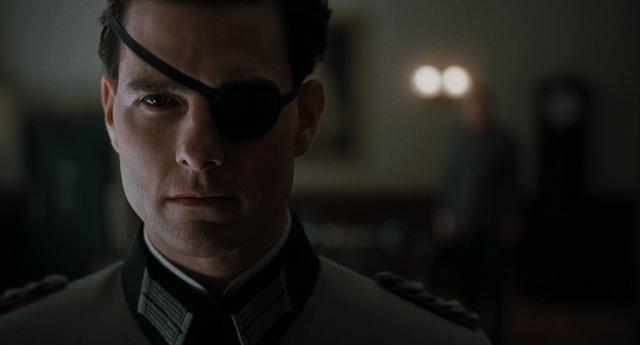 Tom Cruise als Graf von Stauffenberg