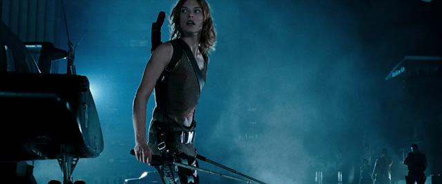 Resident-Evil-Heldin Alice (Milla Jovovich)
