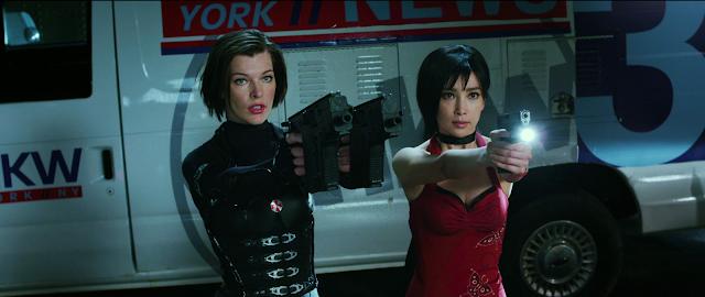Milla Jovovich und Li Bingbing kämpfen sich durch Computersimulationen