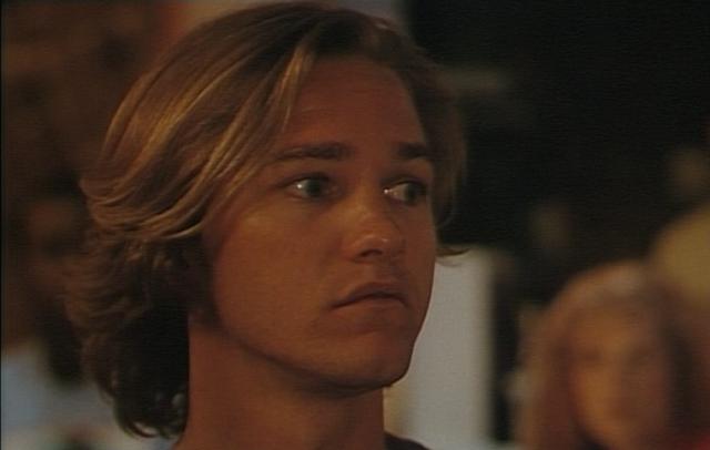 Andrew J. Parker als Schurke Jeff