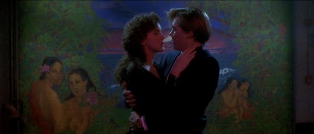 Dan und Lorie (Kevin Bacon und Elizabeth Perkins)