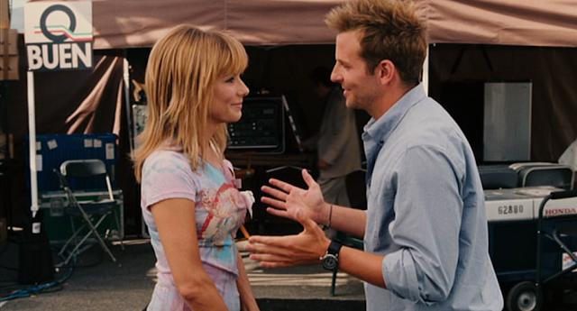 """Das """"schlimmste Paar"""" 2009: Sandra Bullock & Bradley Cooper"""